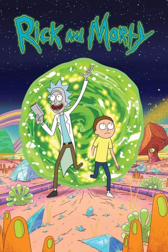 Rick and Morty (更新至 第4季10)