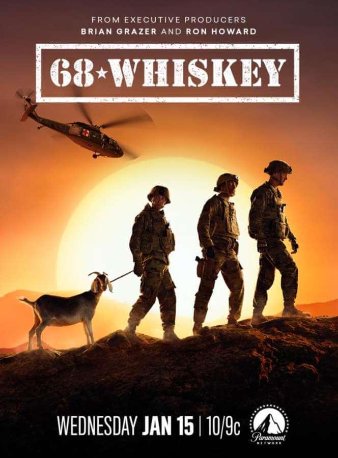 68威士忌 (更新至10 完结)
