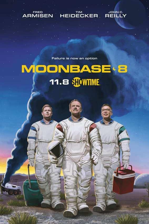 月球基地8号 (全6集)